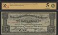 Мексика. Правительство конституционалистов. 5 песо 1913 г.