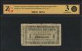 Украина. Дунаевцы. Еврейская община. Расписка. 6 гривен 1919 г.