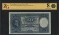 Литва. Банк Литвы. 50 лит 1928 г. Состояние!