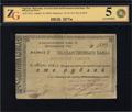 Украина. Житомир. Азовско-Донской Коммерческий Банк. Чек. 100 рублей 1918 г.