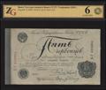 Билет Государственного Банка СССР. 5 червонцев 1928 г.