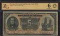 Мексика. Восточный банк Мексики. 5 песо 1910 г.