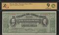 Мексика. Штат Чихуахуа. 50 песо 1914 г.