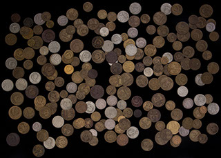 Лот из монет 1926-1991 гг. 208 шт.