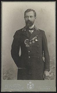 Фотография кавалера орденов Св. Анны и Св. Станислава