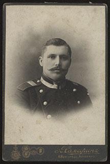 Фотография старшего унтер-офицера
