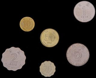 Гонконг. Лот из монет 1998-2015 гг. 6 шт.