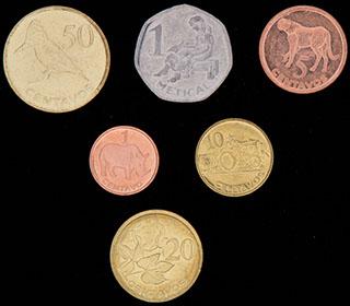 Мозамбик. Лот из монет 2006-2012 гг. 6 шт.