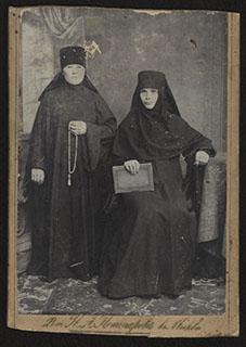 Групповая фотография монахинь