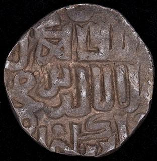 Золотая Орда. Данг 752 г.х. (1351-1352 гг.). Джанибек-хан (741-758 гг.х.). Серебро. Чекан в Гюлистане