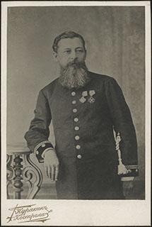 Фотография кавалера ордена Св. Станислава III ст.