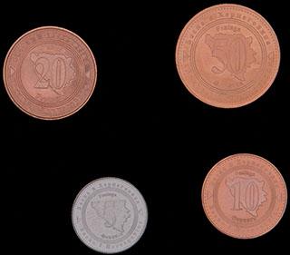 Босния и Герцеговина. Лот из монет 2007-2013 гг. 4 шт.