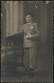 Фотография мальчика