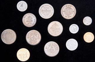 Непал. Лот из монет 1994-2011 гг. 13 шт.