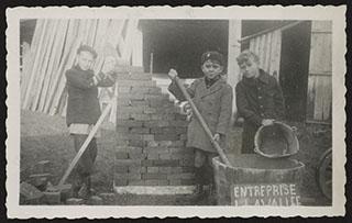 Фотография словацких детей