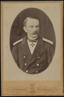 Фотография кавалера ордена Св. Владимира II ст.