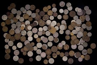 Лот из монет 1926-1991 гг. 210 шт.